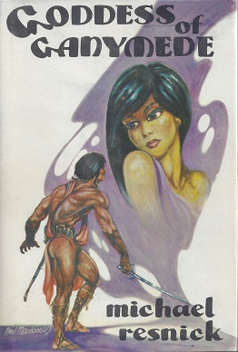 <i>The Goddess of Ganymede</i> 1967 book