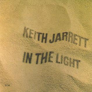 <i>In the Light</i> (Keith Jarrett album) 1973 studio album by Keith Jarrett