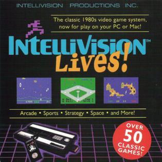 Intellivision Lives! - Wikipedia