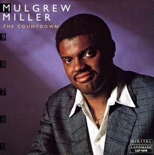 <i>The Countdown</i> 1989 studio album by Mulgrew Miller