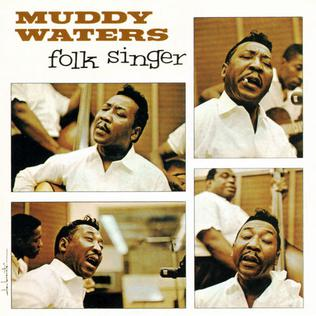 <i>Folk Singer</i> (album) 1964 studio album by Muddy Waters