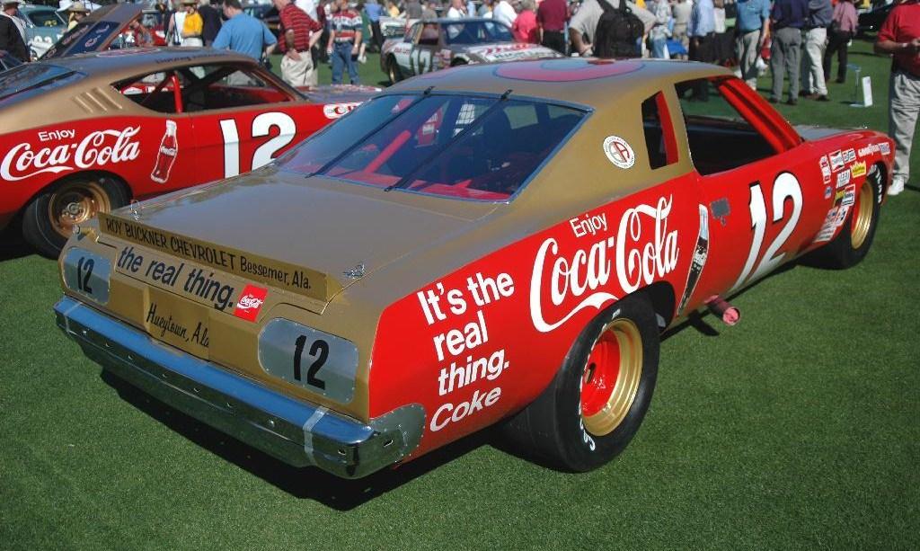 1973 Chevrolet Chevelle Laguna NASCAR Photo