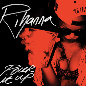 Rihanna — Pour It Up (studio acapella)