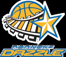 Roanoke Dazzle basketball team