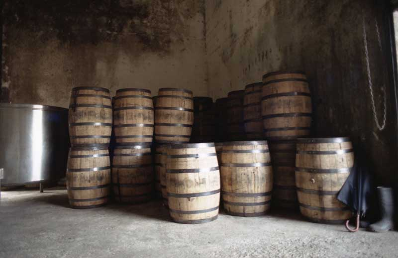 Travellers One Barrel Rum
