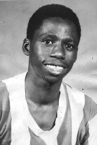 Samuel Ndhlovu Zambian footballer and coach