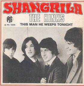 Shangri-La (The Kinks song) 1969 single by the Kinks