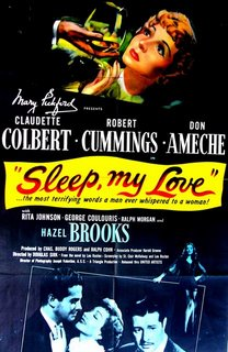 <i>Sleep, My Love</i> 1948 film by Douglas Sirk