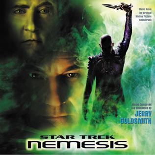 <i>Star Trek: Nemesis</i> (soundtrack) album by Jerry Goldsmith