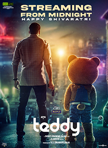 Teddy 2021 Tamil 480p WEB-DL 400MB With Bangla Subtitle
