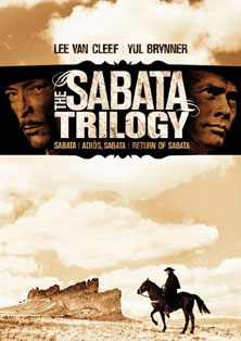 <i>The Sabata Trilogy</i> 1969-1971 Three films directed by Gianfranco Parolini