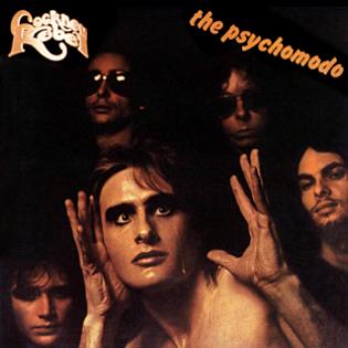 <i>The Psychomodo</i> 1974 studio album by Cockney Rebel