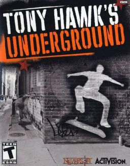Picture of a game: Tony Hawk's Underground
