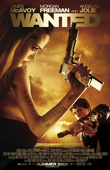 Wanted (2008) movie poster
