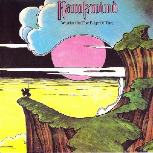 <i>Warrior on the Edge of Time</i> 1975 studio album by Hawkwind