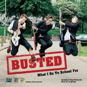 What I Go to School For 2002 single by Busted