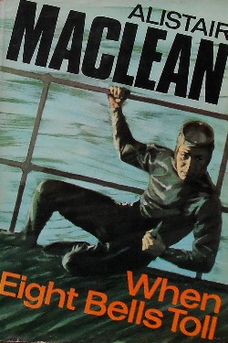 novels by alistair maclean