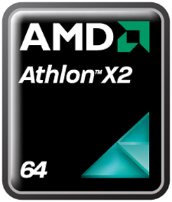 Athlon 64 X2 dual-core desktop CPU designed by AMD