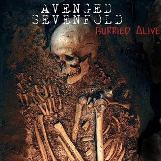 Buried Alive (Avenged Sevenfold song) song by Avenged Sevenfold
