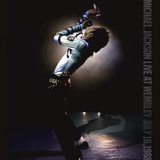 <i>Live at Wembley July 16, 1988</i> 2012 video by Michael Jackson
