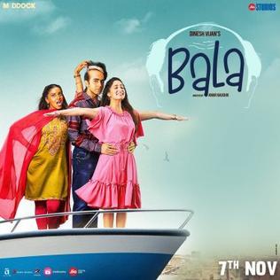 <i>Bala</i> (2019 film) 2019 Hindi-language social problem comedy film