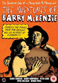 <i>The Adventures of Barry McKenzie</i> 1972 film