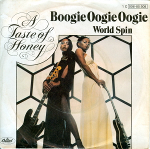 A Taste of Honey — Boogie Oogie Oogie (studio acapella)