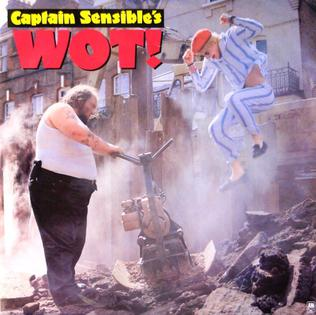 Captain Sensible Women And Captains First