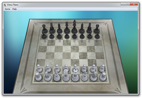 Game basic free home download window 7 chess for
