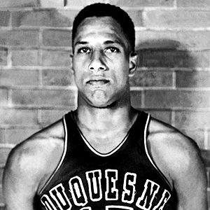 Chuck Cooper (basketball) African American professional basketball player