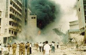 Colombo Central Bank bombing