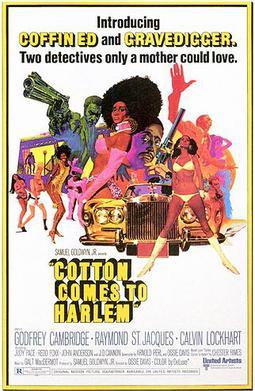 Cotton Comes to Harlem Cotton Comes to Harlem Wikipedia