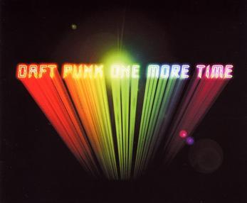曲のイメージをカバー One More Time によって Daft Punk