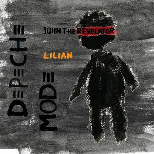 Depeche Mode - John the Revelator / Lilian single cover