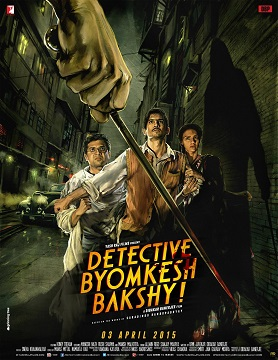 Detective Byomkesh Bakshy! (2015) Watch Online Free Hindi Movie