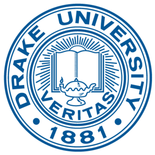 Drake University Private university in Des Moines, Iowa