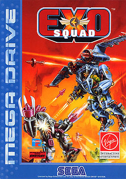 Exosquad (video game) - Wikipedia