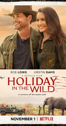Picture of a movie: Holiday In The Wild