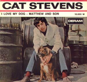 I Love My Dog Cat Stevens Single