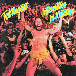 <i>Intensities in 10 Cities</i> 1981 live album by Ted Nugent