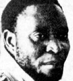 Josiah Tongogara Zimbabwean politician