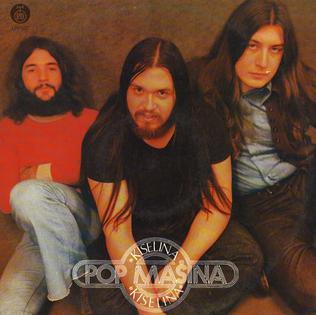 <i>Kiselina</i> 1973 studio album by Pop Mašina
