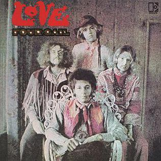 <i>Four Sail</i> 1969 studio album by Love