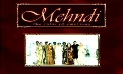 Mehndi (TV series) - Wikipedia