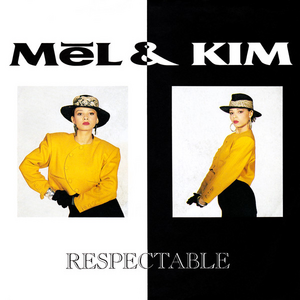 Respectable (Mel and Kim song) 1987 single by Mel and Kim