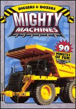 Cover of a Mighty Machines DVD.
