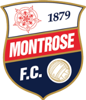 Image result for MONTROSE FC LOGO