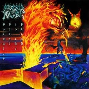 <i>Formulas Fatal to the Flesh</i> 1998 studio album by Morbid Angel