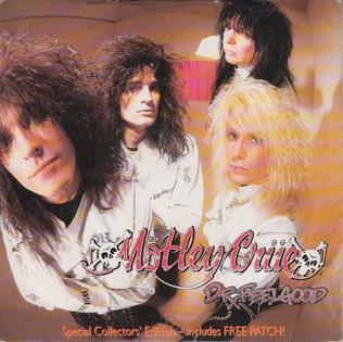 Dr. Feelgood (Mötley Crüe song) 1989 single by Mötley Crüe