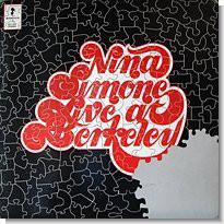 <i>Live at Berkeley</i> (Nina Simone album) 1973 live album by Nina Simone
